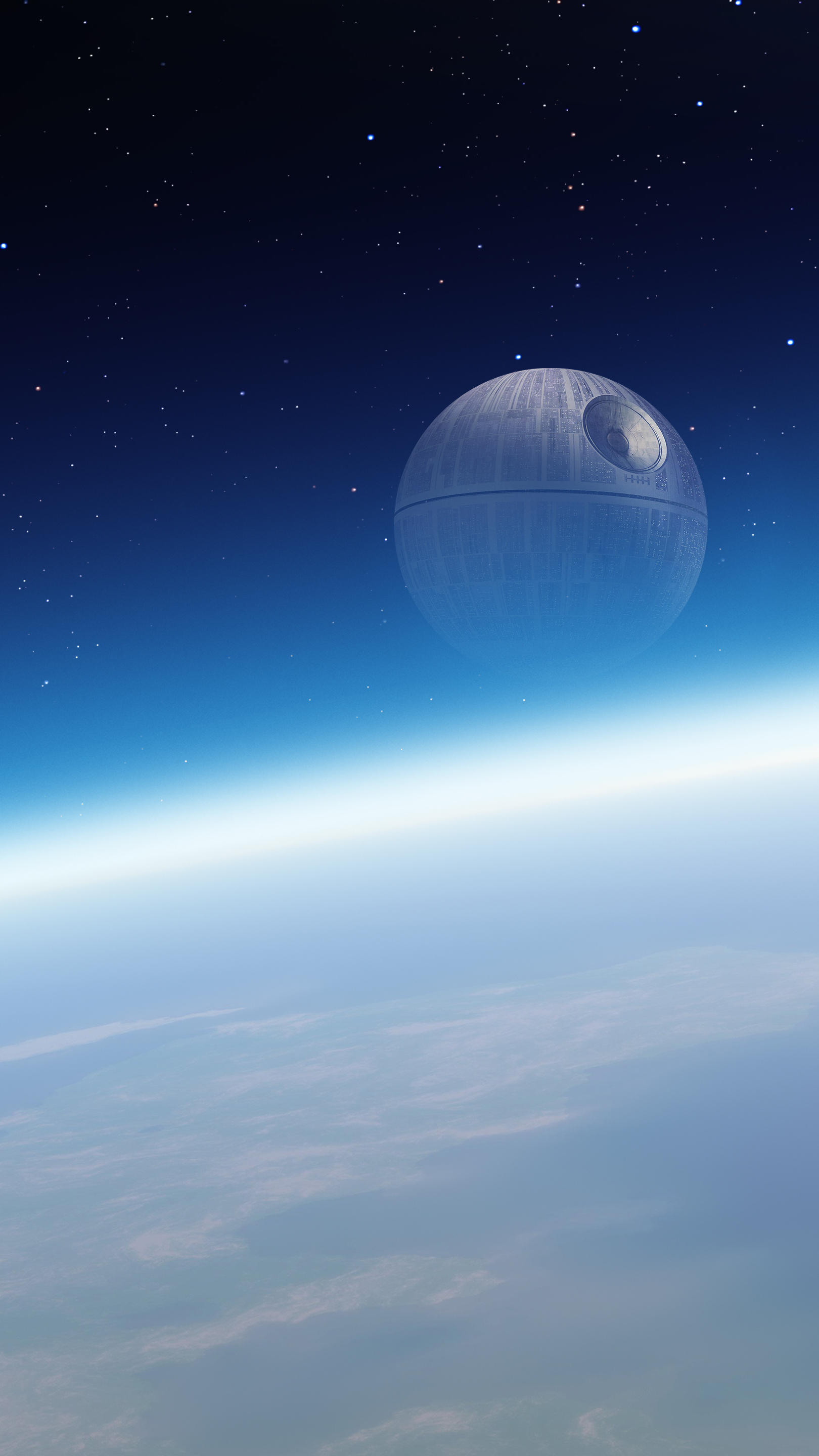 Ross Kimes Apple Death Star Wallpaper